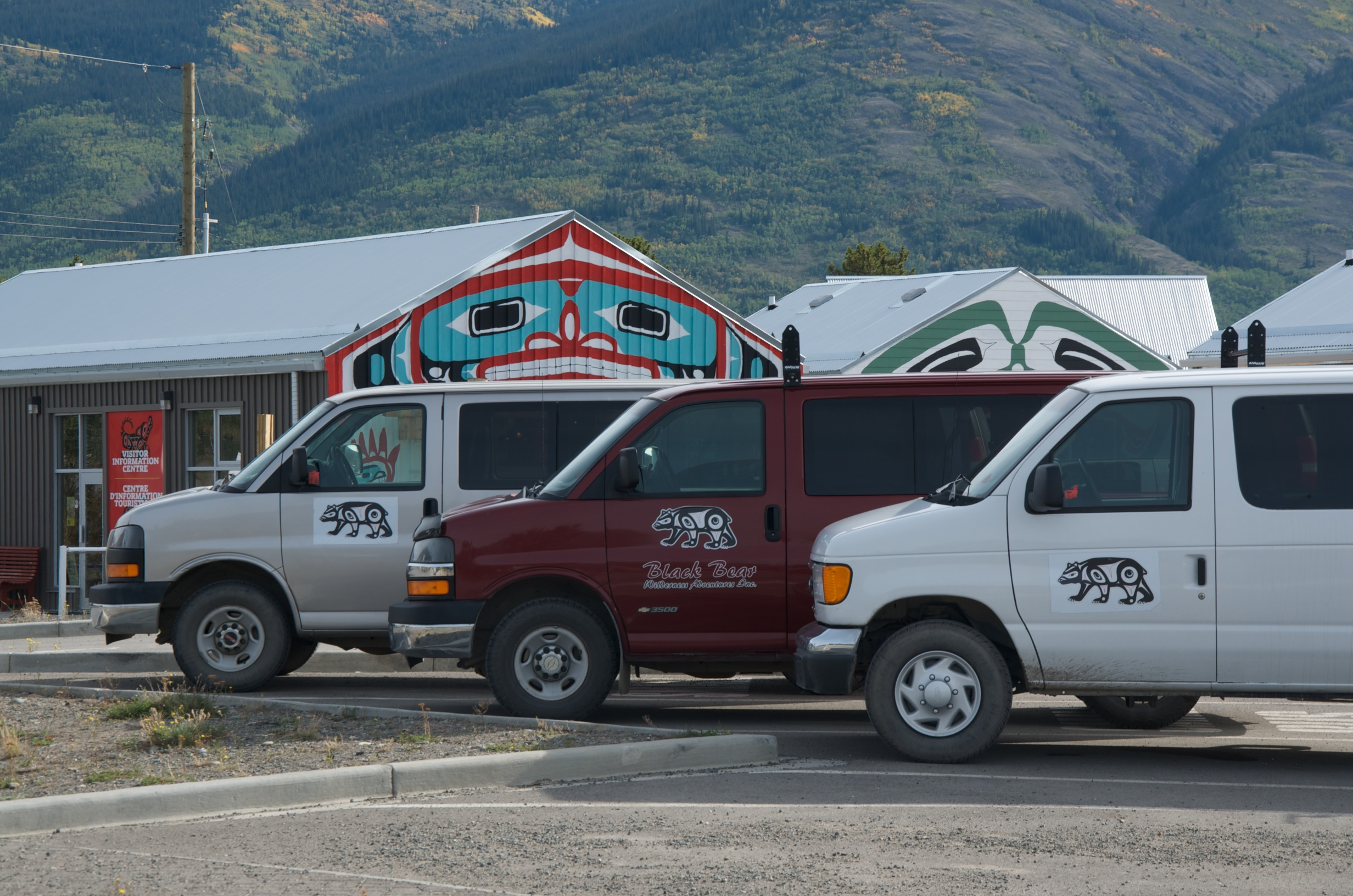Reliable transportation in Whitehorse and yukon-wide.