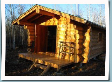 Log cabin and cottage vacation